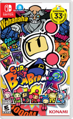 Game Super Bomberman R