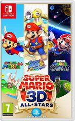 Game Super Mario 3D All Stars Nintendo