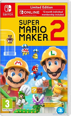 Game Super Mario Maker 2 Nintendo Switch