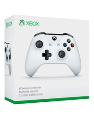 Tay cầm xbox one S  window (white)