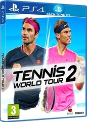 Game Tennis World Tour 2 PS4 ( Pre Order )