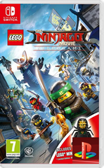The LEGO Ninjago Movie Video Nintendo Switch