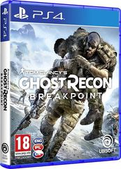 Game PS4 Tom Clancy's Ghost Recon Breakpoint