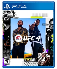 Đĩa Game Ps4 EA Sports UFC 4