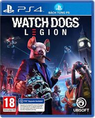 Game Watch Dogs Legion PS4 & PS5