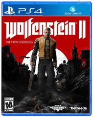 Wolfenstein II The New Colossus Ps4-2nd