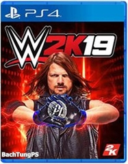 WWE 2K19 Ps4  Us