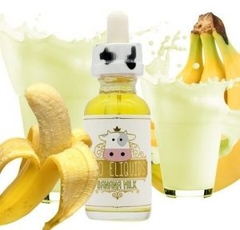 Banana Milk Juice Vape