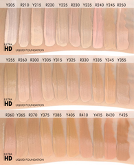 Kem nền Make Up For Ever Ultra HD Foundation - 30ml
