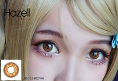 Lens LU3-112LS Brown 0.00