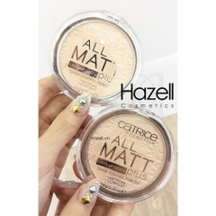 Phấn phủ  Catrice All Matt Plus Shine Control Powder
