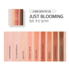 Bảng mắt 9 ô A'pieu Eye Color Pointe - Just Blooming