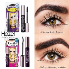 Mascara Kiss Me Super Water Proof (Nhật)