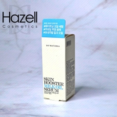 Serum trắng da SO'NATURAL Skin Booster Milk Oil