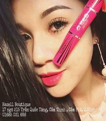 Mascara Mistine SUPER MODEL ( Hồng )