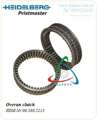 Over-run clutch 00.580.5215
