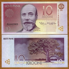 Estonia 10 kroon 1994