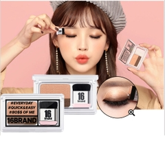 Bảng Màu Mắt 16 Brand Sixteen Eye Magazine All About Eye (2,5g)