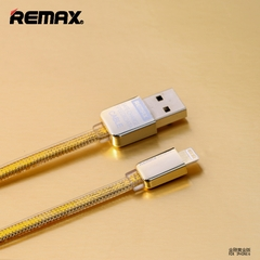 Dây cáp remax gold cable cho iphone