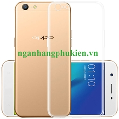 Ốp lưng silicon dẻo trong suốt cho Oppo neo 9s A39 siêu mỏng