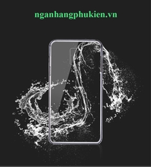 Ốp lưng dẻo trong suốt Samsung Galaxy Note 4 hiệu Oucase