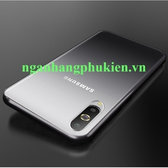 Ốp lưng dẻo trong suốt Samsung Galaxy A50 hiệu Oucase