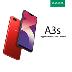Oppo A3s 16GB Red - Tặng PMH 100K