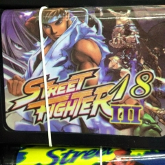 Băng Sega : Street Fighter 3