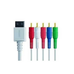Wii Component Cable