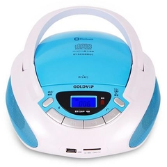 Đài đĩa CD/MP3  GOLDYIP BT-9236BMUC ( bluetooth)