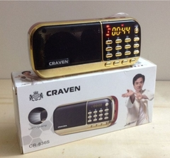 Đài Radio Craven CR-836/836S