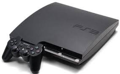 Máy Ps3 Slim hack 120GB