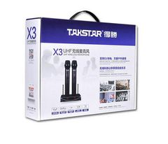 Micro Takstar X3 Wireless Đen