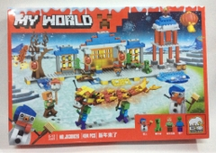 Lắp ráp My World 30026