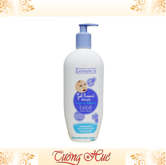 Tắm Gội Cho Bé Evoluderm BéBé Baby Gentle Hair & Body Wash - 500ml.