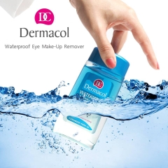 Nước Tẩy Trang Dầu Dermacol Waterproof Eye Make-Up Remover 120ml