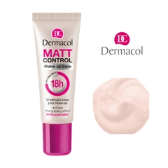 Kem Lót Cho Da Dầu Dermacol Matt Control 18h Make-up Base 20ml