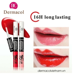 Son Lì Dermacol 16h Lip Colour 7ml