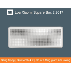 Loa Xiaomi Square Box2 2017