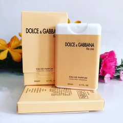 D&G THE ONE 20ML