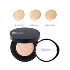 Phấn nước April Skin Snow Cushion