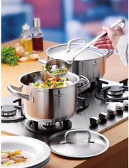 Bộ nồi WMF GOURMET PLUS 7 món- Made in Germany