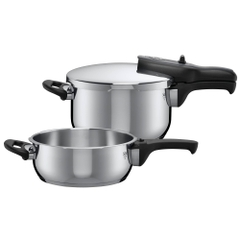 Set Nồi áp suất WMF Perfect Plus 4.5l+3l - Made in Germany