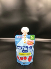 Stand Up Spout Pouch For Juice ORGA