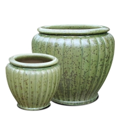Pumpkin Planter Set 2