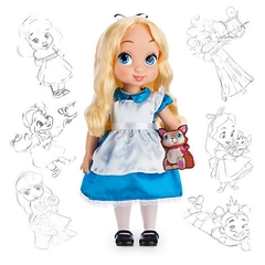 Alice Búp bê Disney Animators' Collection 39 cm