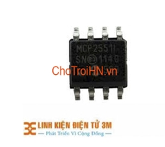 IC Can MCP2551 I/SN SOP-8 (K4D20-4)