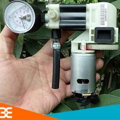 Bơm Nén Khí Mini 12VDC Áp Suất Cao R5548 ( Hàng Tháo Máy )