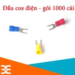 Đầu Cốt Điện - Cốt Càng Cua SV2-4 (Gói 1000 Cái)