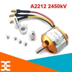Động Cơ Brushless A2212 2450KV